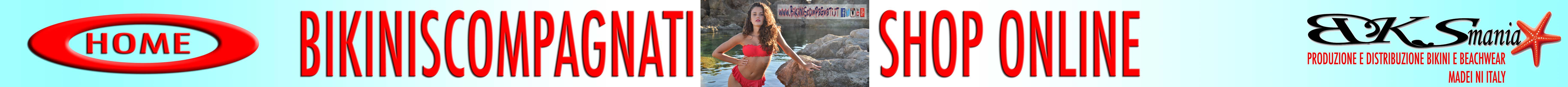 Bikiniscompagnati shop online